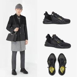 Fendi shoes for Men's Fendi Sneakers #99912237
