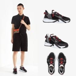 Fendi shoes for Men's Fendi Sneakers #99912243