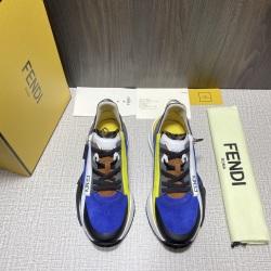 Fendi shoes for Men's Fendi Sneakers #99912244