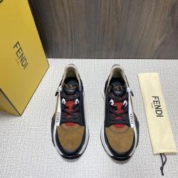 Fendi shoes for Men's Fendi Sneakers #99912246