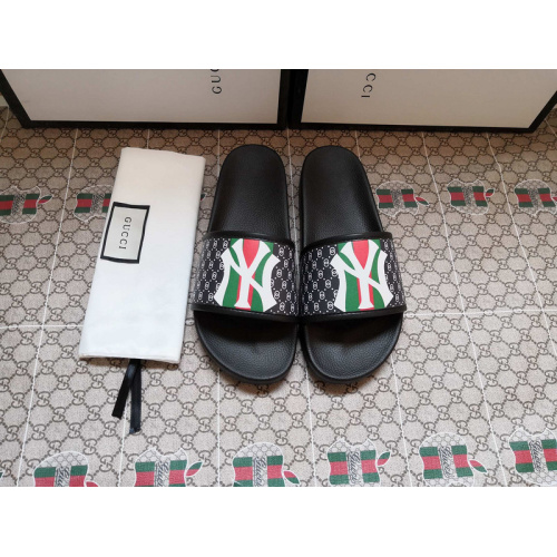 Gucci Shoes for Men's Gucci Slippers #9873479
