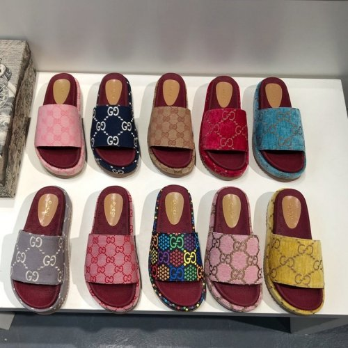 Gucci Shoes for Women's Gucci Slippers #99897152