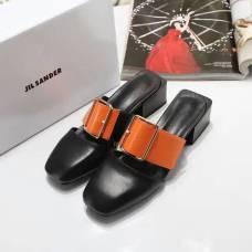 JIL SANDER 4cm high-heeles shoes for women #839390