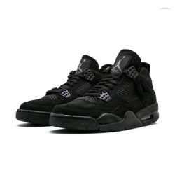 Jordan Shoes for Air jordan 4 black cat Shoes #99911314