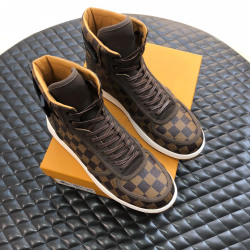 LV Shoes Men's Brand L height Sneakers #9109435