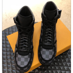 LV Shoes Men's Brand L height Sneakers #9109436