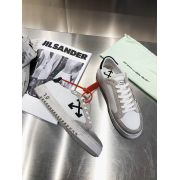 OFF WHITE 1.0 leather shoes for Men and women sneakers #99901047