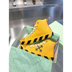 OFF WHITE canvas shoes plimsolls for Men's Women's Sneakers #99901057