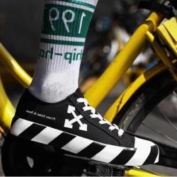 OFF WHITE canvas shoes plimsolls for Men's Women's Sneakers #99901060