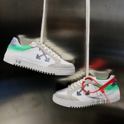 OFF WHITE leather shoes for Men and women sneakers #99901043
