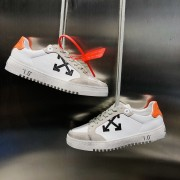 OFF WHITE leather shoes for Men and women sneakers #99901055