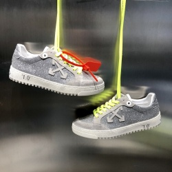 OFF WHITE leather shoes for Men and women sneakers #99901058
