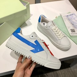 OFF WHITE leather shoes for Men and women sneakers #99901059