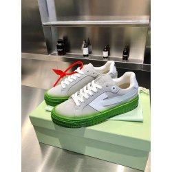 OFF WHITE leather shoes for Men and women sneakers #99901062