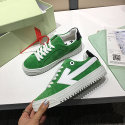 OFF WHITE low 3.0 leather shoes for Men and women sneakers #99901070