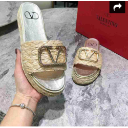 Valentino Shoes for VALENTINO Slippers for women #99906506