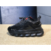 2019 designer Sneakers Chain Reaction Men Women Luxury Fashion Trainers shoes leather Casual Shoes Trainer Lightweight sole  #9125937