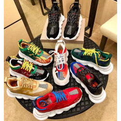 Versace Clunky Sneakers for Men and women #9123608
