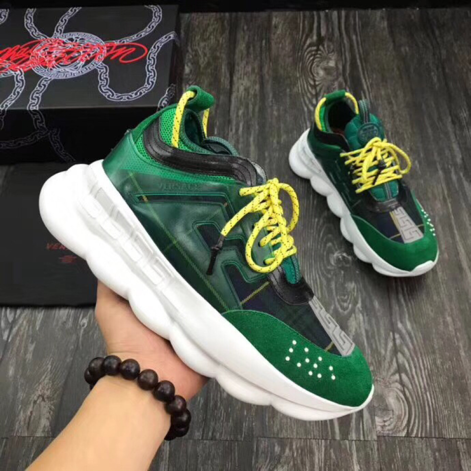 Buy Cheap Versace Shoes For Men And Women Versace Sneakers -7732