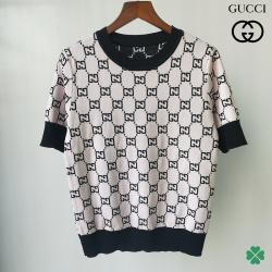 2021 Brand G short-sleeved sweater #99906111