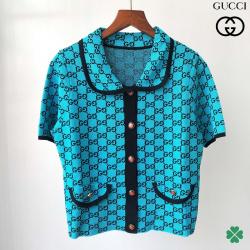 2021 Brand G short-sleeved sweater #99906116